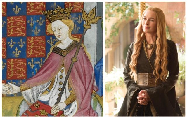 Margaret Anjou Cersei