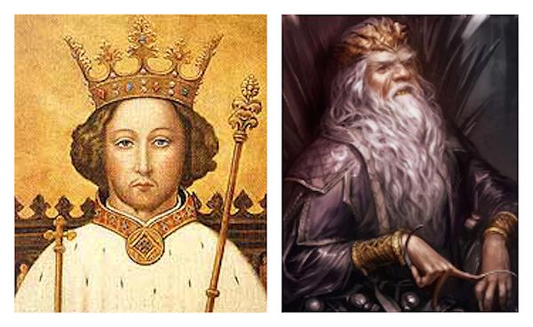 Richard II and Aerys