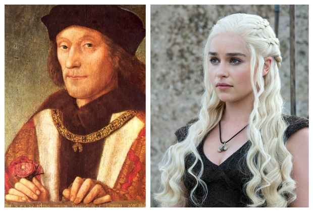 Daenerys and Henry Tudor.jpg