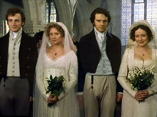 Pride and Prejudice 1995 Best