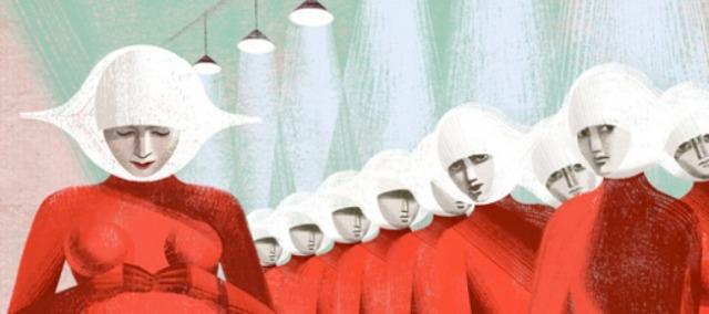 Handmaids Tale Illustration
