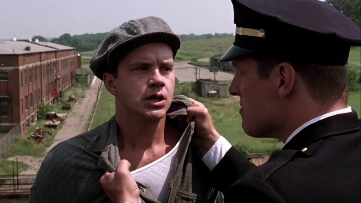 The Shawshank Redemption Andy Dufresne S Questionable Tax
