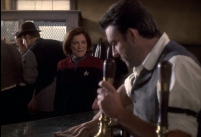 Janeway in Clare