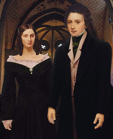 mary & Percy